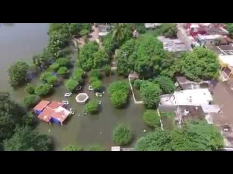 México: Urge maquinaria a Conagua para atender inundaciones (am)