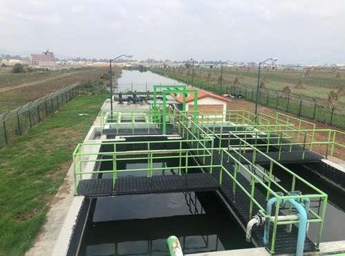 Edomex: Olvidadas, plantas para tratamiento de aguas (La Jornada)