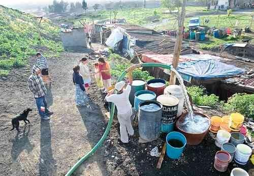 CDMX: Seguirá 7 meses más reducción de 10% de agua del Cutzamala a la ciudad (La Jornada)