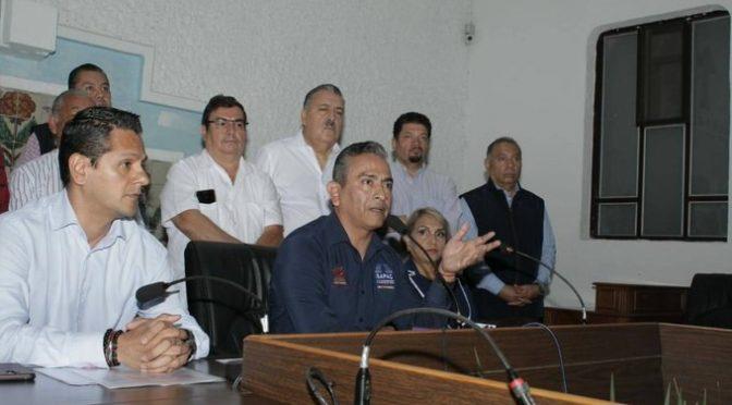 Renuncian principales funcionarios del Sistema de Agua de Cuernavaca (La Jornada)