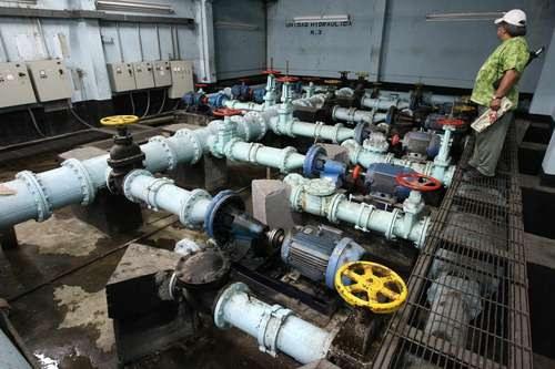 CDMX: Opera 'a ciegas' la red de agua potable de la ciudad, admite funcionario (La Jornada)
