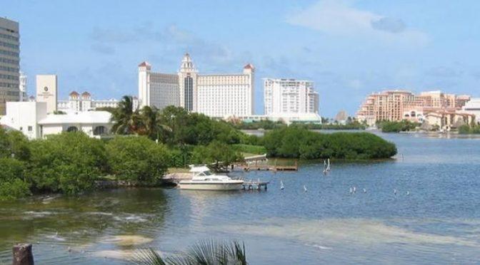 Quintana Roo: Hoteleros urgen sanear laguna Nichupté (Quinto Poder)