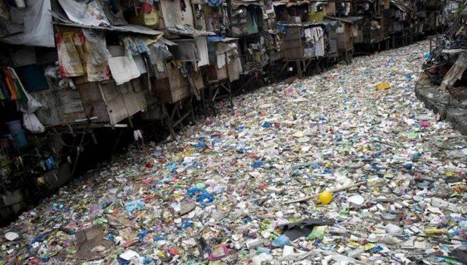 Indonesia: Citarum, el río más contaminado del mundo (AIM)
