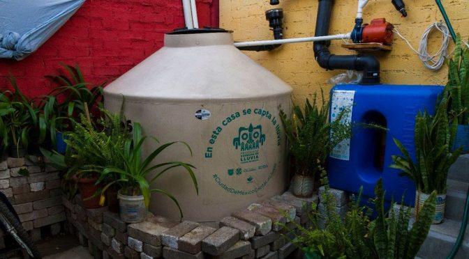 CDMX apuesta a la 'cosecha' de lluvia ante escasez de agua (Forbes)