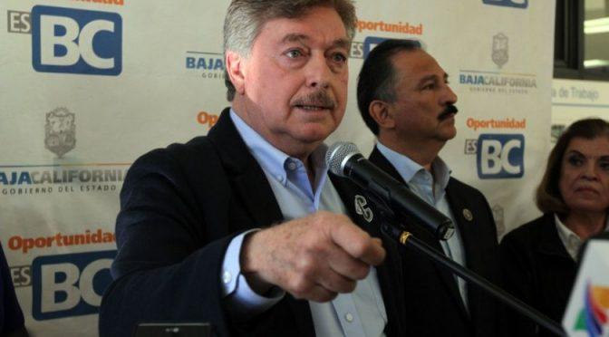 'Kiko' Vega negoció la escasez de agua, acusa CCE Mexicali (El Imparcial)