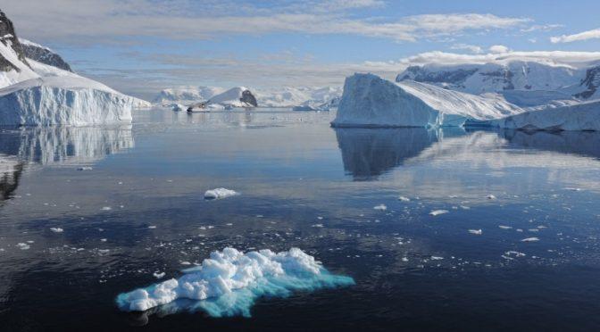 Nueve países quedarían bajo el agua por el cambio climático en unos años (Noticieros Televisa)