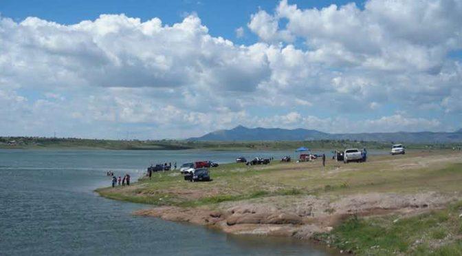 Guanajuato: Obra de la presa La Purísima, en riesgo por falta de recursos (Periódico Correo)