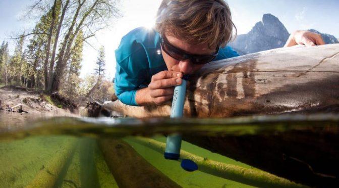 Esta pajita potabiliza automáticamente el agua y puede salvar millones de vidas (Computer Hoy)