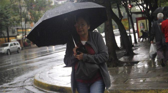 México: Prevén intensas lluvias en varios estados del país (La Jornada)