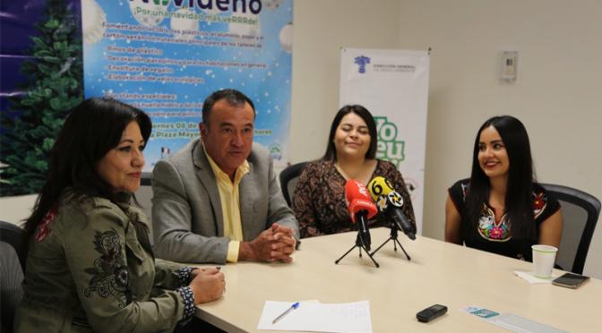 Coahuila: En Torreón van por una navidad más verde (Players of Life)