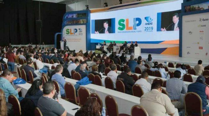 Concluye XXXIII Convención nacional de agua y saneamiento en SLP (Milenio)
