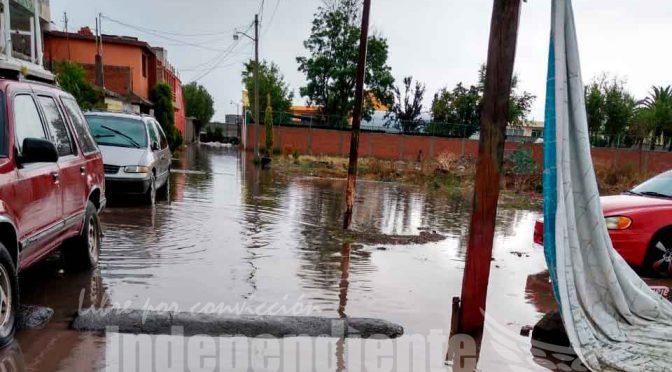 Hidalgo: Desazolves permiten mejor captación de agua (Independiente de Hidalgo)