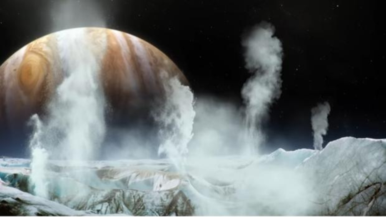 La NASA confirma la presencia de agua en la superficie de la luna Europa (ABC)