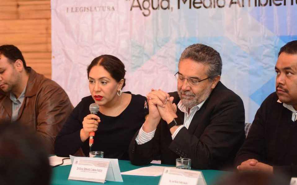 Prevén que Ley General del Agua en CDMX esté lista en 2020 (Milenio)