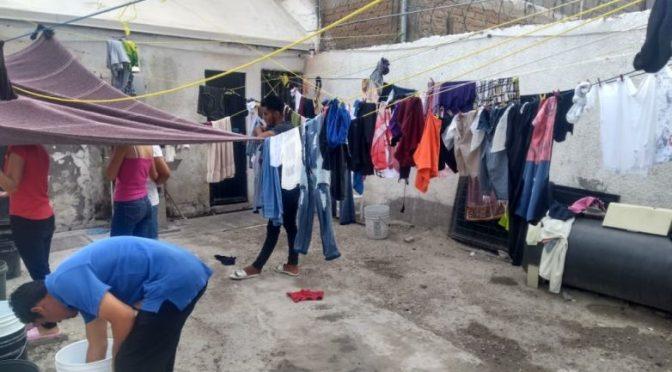 Ciudad Juárez: Adeuda albergue de migrantes 185 mil pesos de agua (Net noticias)