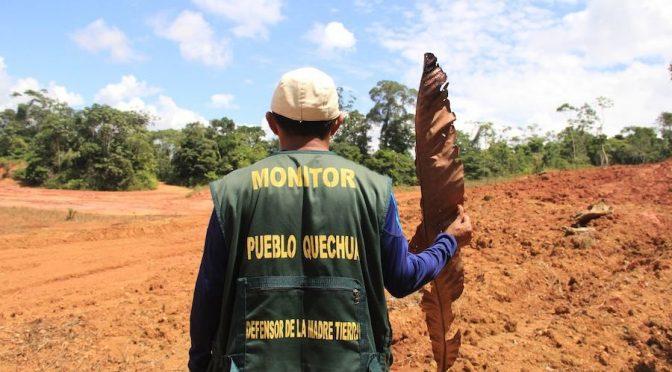Peru: Los vigilantes de los ríos manchados de petróleo (GK)