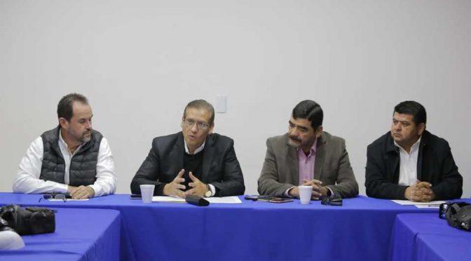 Coahuila: Propone presa baja del Nazas en lugar proyecto de agua entubada (Milenio)