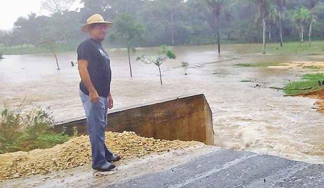 Veracruz: Bajo vigilancia 3 ríos del Sur (Por Esto!)
