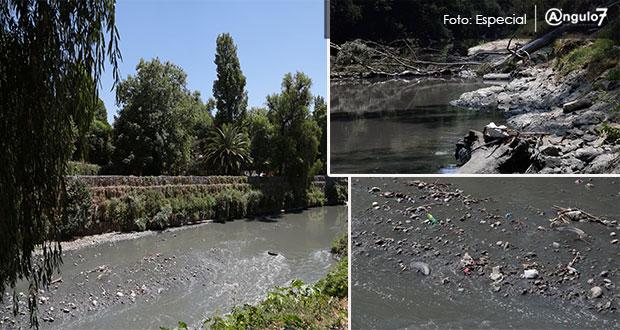 Puebla: Incumple estado recomendación de la CNDH sobre contaminación del Atoyac, denuncian senadores de Morena (La Jornada de Oriente)