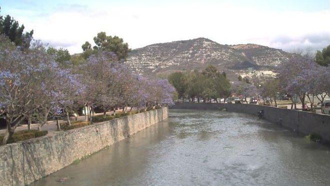 Tlaxcala: Dice Totolac que logrará saneamiento total del agua del río Zahuapan (Urbano)