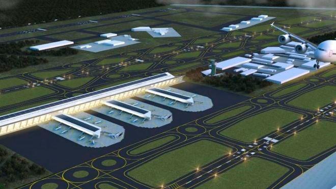 Con caravana, denuncian falta de agua por construcción de aeropuerto de Santa Lucía (Milenio)