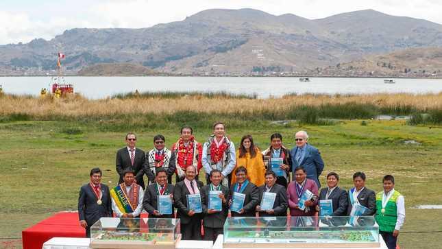 Peru: Descontaminación del Lago Titicaca mejorará las condiciones de vida de más de un millón de peruanos (gob.pe)