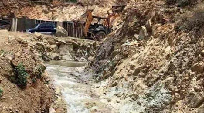 """San Luis Potosí: Suspensión de presa """"La Maroma"""" no es definitiva: Carreras (Pulso)"""