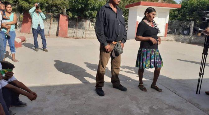 Familias de la comunidad tepehuana de Tecomatillo, en Escuinapa, piden agua potable al Alcalde (Noroeste)