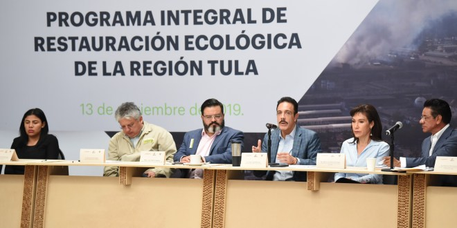 Hidalgo: Plantea Fayad cobro de agua al Valle de México (Criterio)