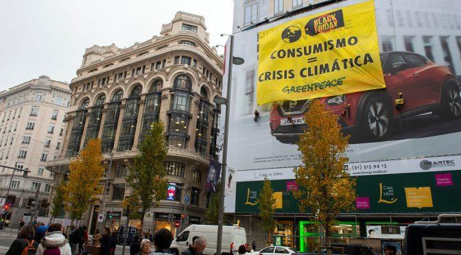 Frente al Viernes Negro, el compromiso ciudadano con la crisis climática (Contrainformación.es)