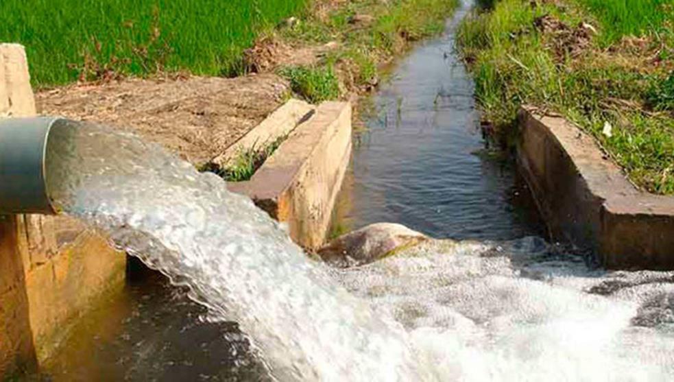 Balance hídrico y calidad del agua subterránea en el acuífero del Valle del Mezquital, México central