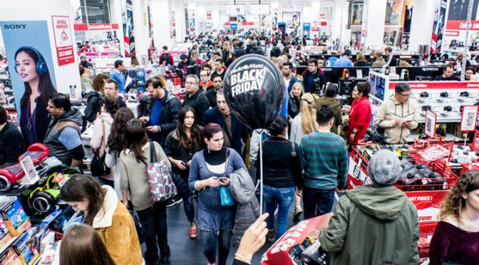 Black Friday, la fiesta de las decisiones inconscientes (byzness)