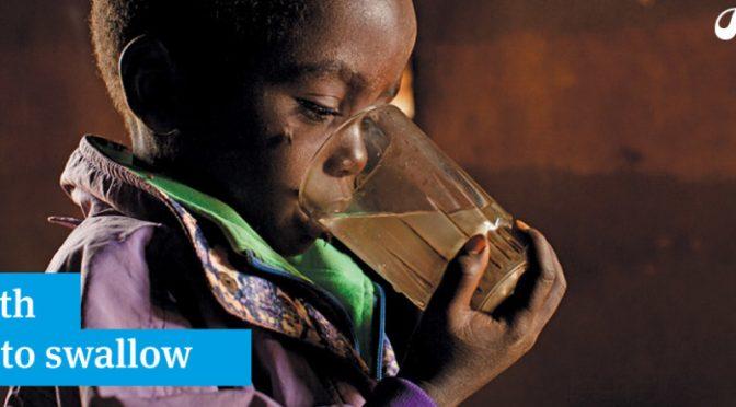 ¿Cuántas personas no tienen acceso a agua potable en el mundo? (El Ágora)