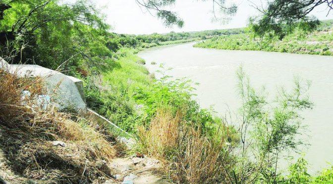 Nuevo Laredo: Agua de arroyos, muy contaminada (El Mañana)