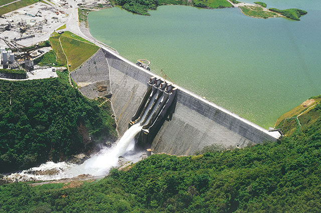 Evaluación del potencial hidroenergético a pequeña escala en cuencas hidrológicas con un modelo lluvia-escurrimiento