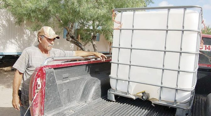 EE.UU: Buscan reactivar una noria de agua en Laredo (El Mañana)