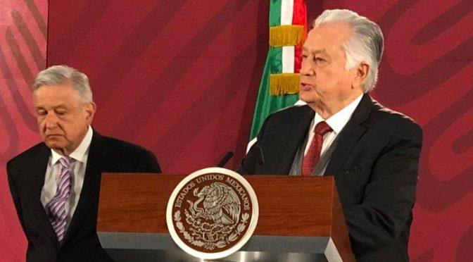 México: Bartlett informa que CFE alista construcción de 33 proyectos (Político)