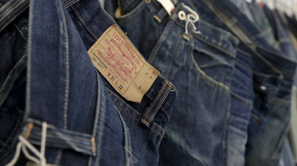CDMX: Lanza Levi´s pantalones elaborados con proceso que reduce consumo de agua (El Universal)