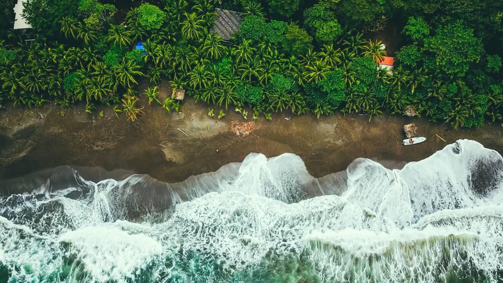 Panamá: El país del agua se enfrenta a su mayor prueba (El País)