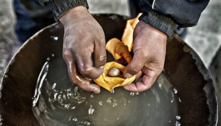 México: Plata líquida (El País)
