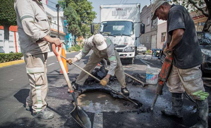 CDMX: La plomería infinita de la ciudad con 13.000 kilómetros de tubería (El País)