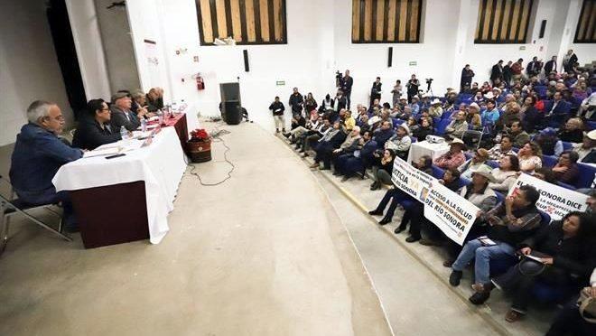 México: Gobierno atenderá reclamo de justicia ambiental y sanitaria por derrame en el río sonora (Entorno Laboral)