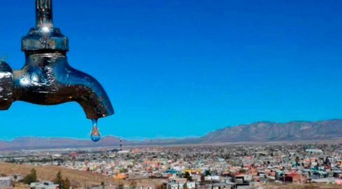 Chihuahua: La Junta Central de Agua y Saneamiento analiza incrementar tarifas (El Diario de Chihuahua)