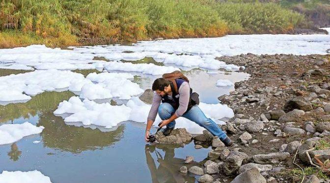 México: Contaminación ahoga cinco cuencas (Imagen Radio)