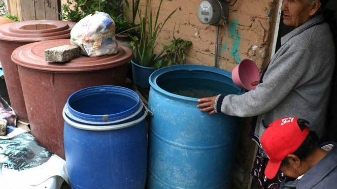 Edomex: Nezahualcóyotl sigue sin agua a días de Fin de Año (Excelsior)