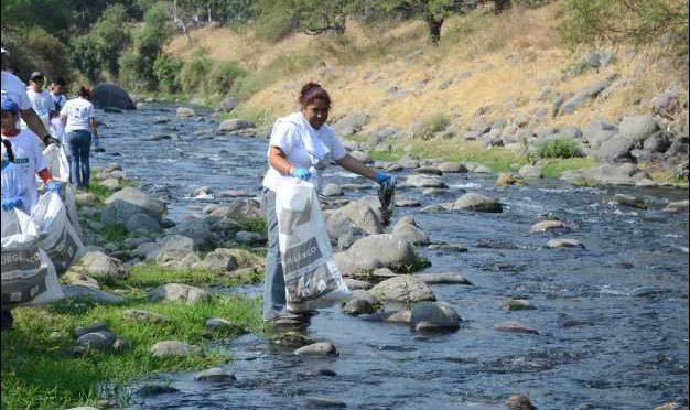 Morelos: El rescate del río Cuautla (La Jornada)