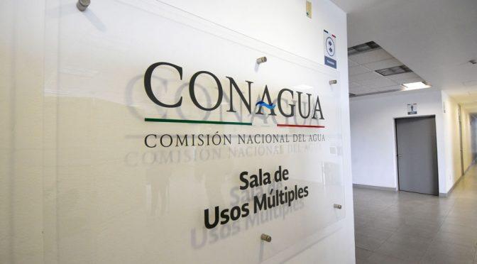 Se van a Veracruz oficinas de Conagua (El Mundo)