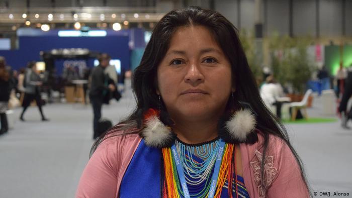 COP25: Pueblos Indígenas, los más afectados, los más invisibilizados (dw)
