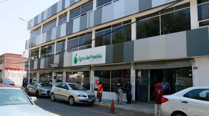 Puebla: En 5 años, Concesiones Integrales ha ejecutado 45 mil cortes de agua y drenaje: SOAPAP (La Jornada de Oriente)