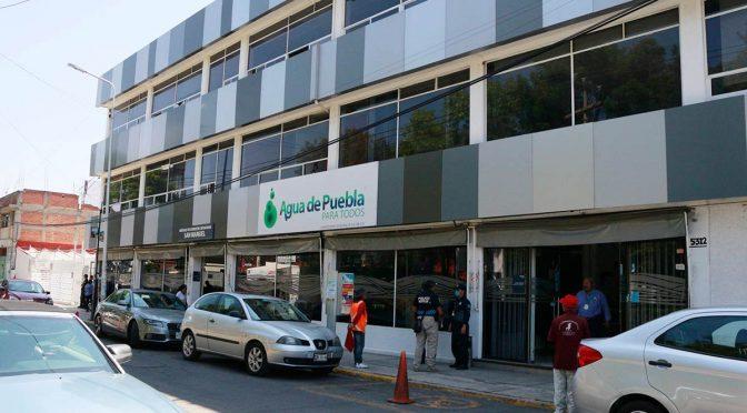 Puebla: en 5 años, concesiones integrales ha ejecutado 45 millones de agua y drenaje; SOAPAP (La Jornada de Oriente)